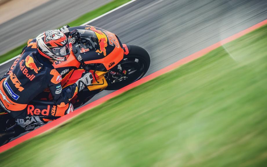 Loris Baz, Red Bull KTM Factory Racing, GoPro British Grand Prix