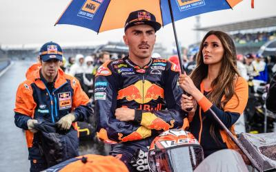 "Baz: ""I would dream to be back on the KTM"""