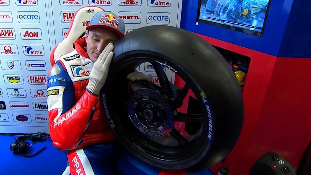 GoPro™ British GP: Missing the Apex | MotoGP™