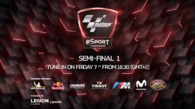 It's time for the first Semi Final of the season where the 12 fastest players on each platform from Challenges 1 – 4 prepare to go head to head at Misano World Circuit Marco Simoncelli