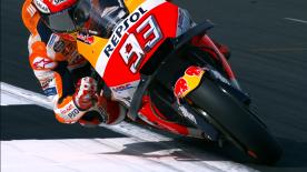 Cecchinelli, Director of Technology for MotoGP?, and Aldridge, MotoGP? Technical Director, talk about the new IMU and fairing restrictions