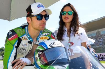 Ponsson replaces Rabat at Misano