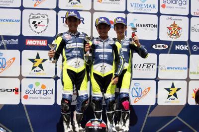 La Cup Dani Rivas llega a su ecuador en Tarancón