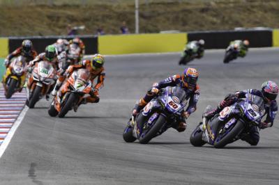 Dal WorldSBK al MotoGP™, la storia di una grande relazione