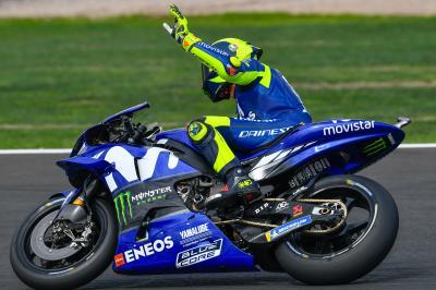 Rossi: «Toujours spécial de courir sur ses terres»
