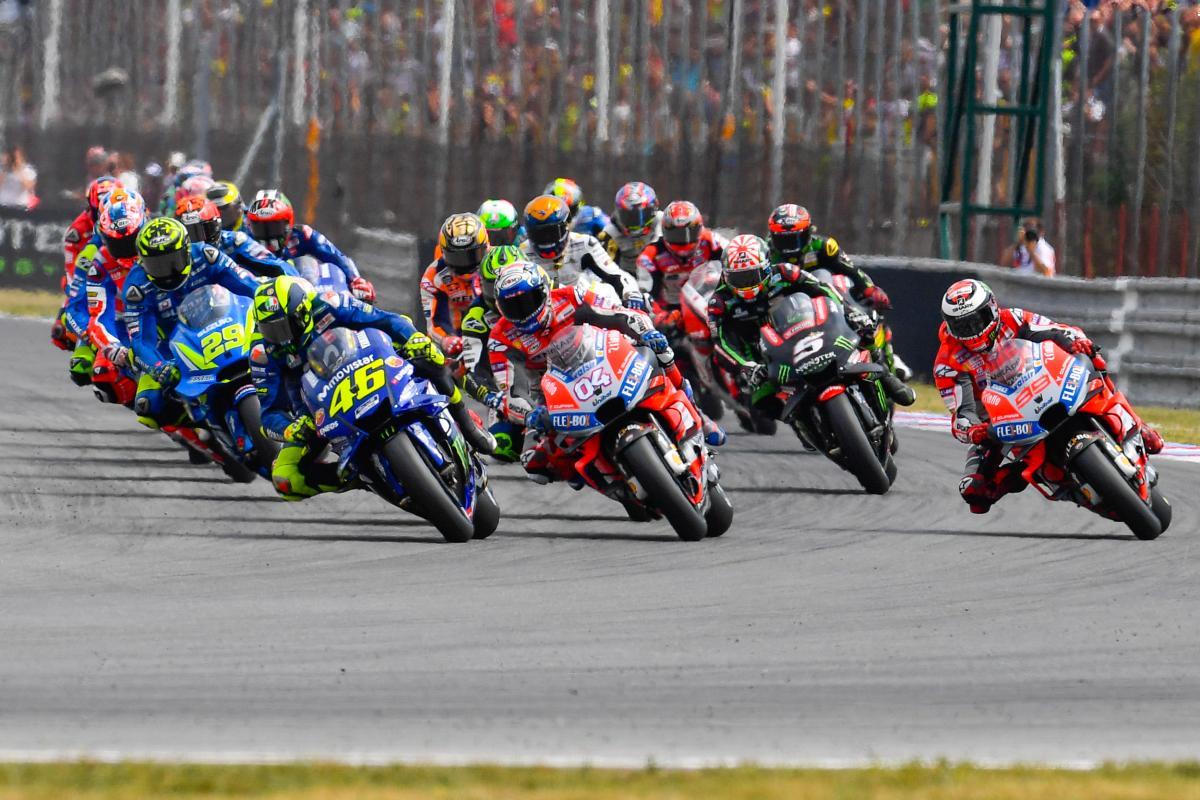 MotoGP™ time schedule for Misano | MotoGP™