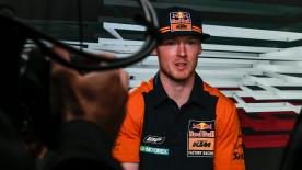 The British rider admits that he's running out of options but is determined to stay in the MotoGP? paddock