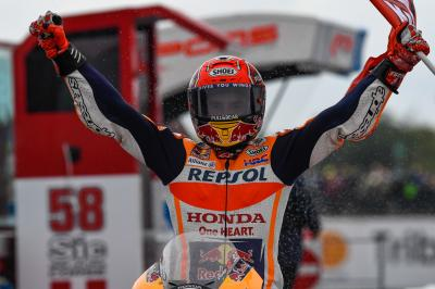 What happened last year at Misano?