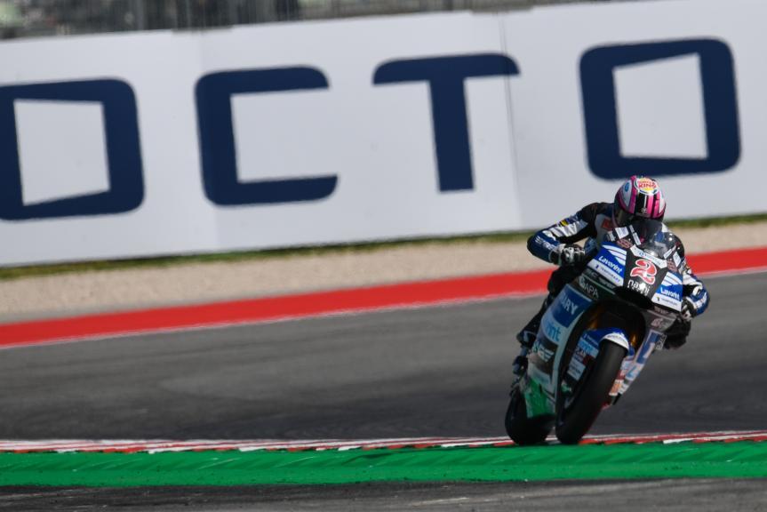 Jesko Raffin, SAG Team, Gran Premio Octo di San Marino e della Riviera di Rimini