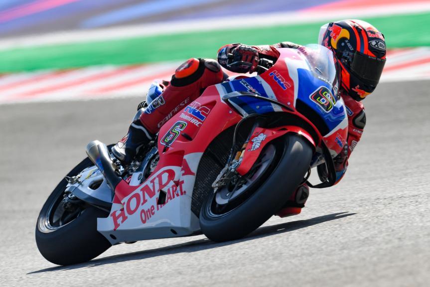 Stefan Bradl, HRC Honda Team, Gran Premio Octo di San Marino e della Riviera di Rimini