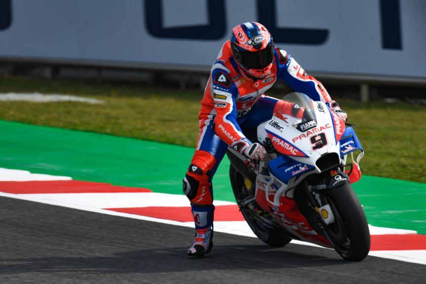 Danilo Petrucci, Alma Pramac Racing, Gran Premio Octo di San Marino e della Riviera di Rimini