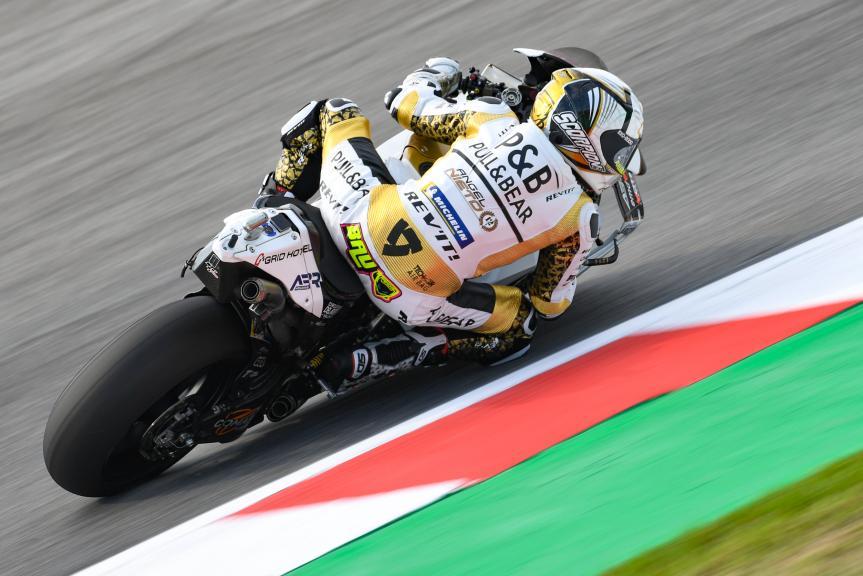 Alvaro Bautista, Angel Nieto Team, Gran Premio Octo di San Marino e della Riviera di Rimini
