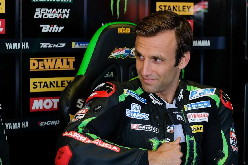 Johann Zarco, Monster Yamaha Tech 3, Gran Premio Octo di San Marino e della Riviera di Rimini