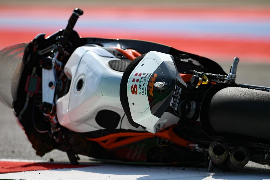 Sam Lowes, Swiss Innovative Investors, Gran Premio Octo di San Marino e della Riviera di Rimini