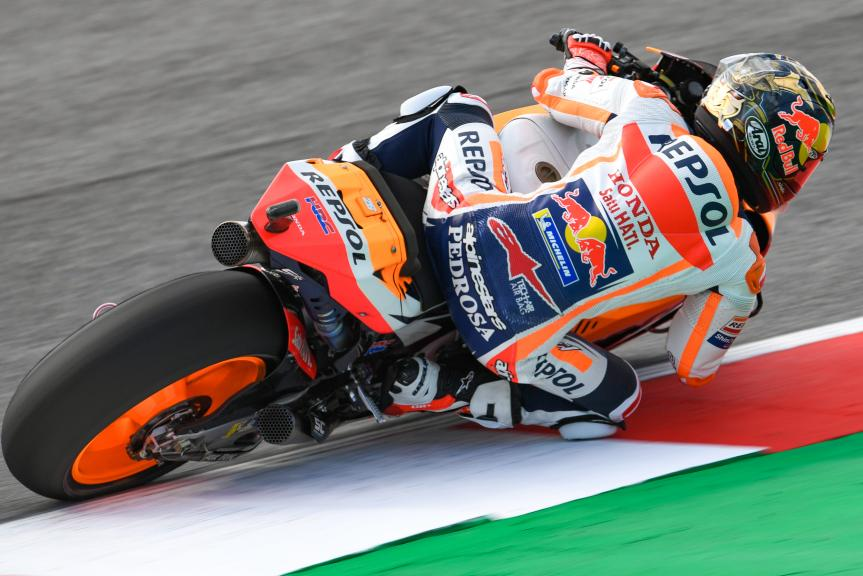Dani Pedrosa, Repsol Honda Team, Gran Premio Octo di San Marino e della Riviera di Rimini