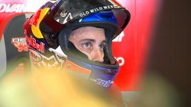 Il forlivese fa il passo nella prima giornata a Misano, Lorenzo secondo ma Marquez è velocissimo. Rossi si aggancia alla ipotetica Q2