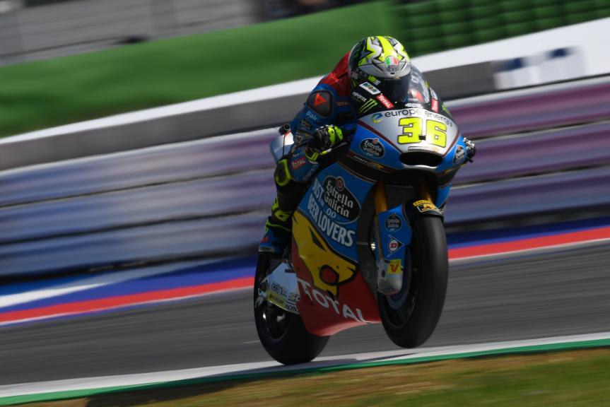 Joan Mir, Eg 0,0 Marc VDS, Gran Premio Octo di San Marino e della Riviera di Rimini