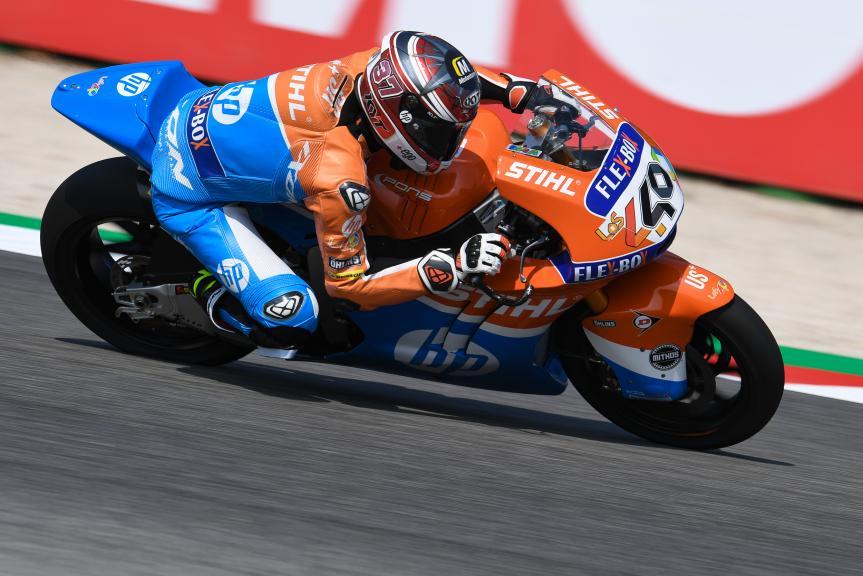 Augusto Fernandez, Pons HP40, Gran Premio Octo di San Marino e della Riviera di Rimini