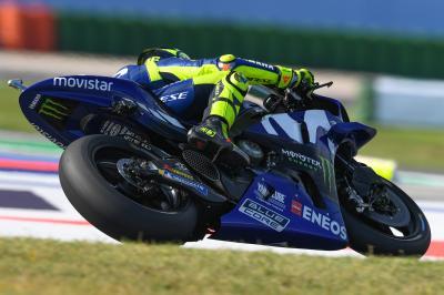 Rossi : « C'était important de figurer au sein du Top 10 »