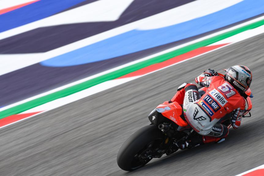 Michele Pirro, Ducati Team, Gran Premio Octo di San Marino e della Riviera di Rimini