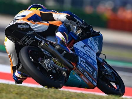 Moto3, Free Practice, Gran Premio Octo di San Marino