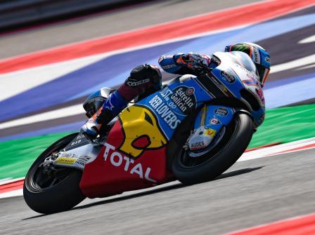 Moto2, Free Practice, Gran Premio Octo di San Marino e della
