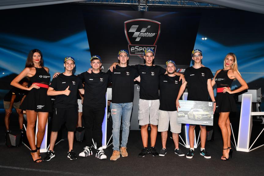 Semi-Final 1 of the 2018 MotoGP™ eSport Championship