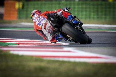 Ducati flip the form book at Misano