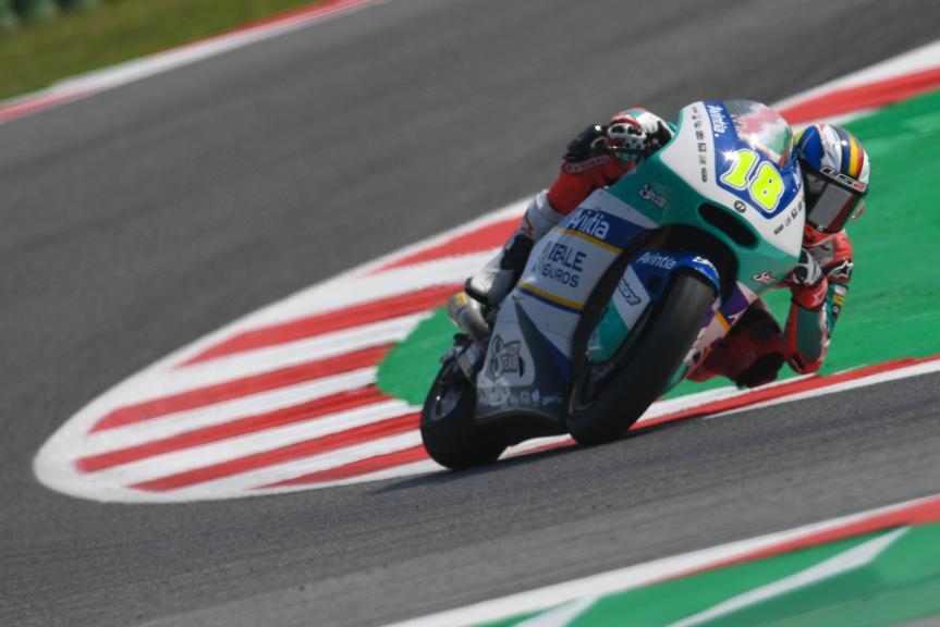 Xavier Cardelus, Team Stylobike, Gran Premio Octo di San Marino e della Riviera di Rimini