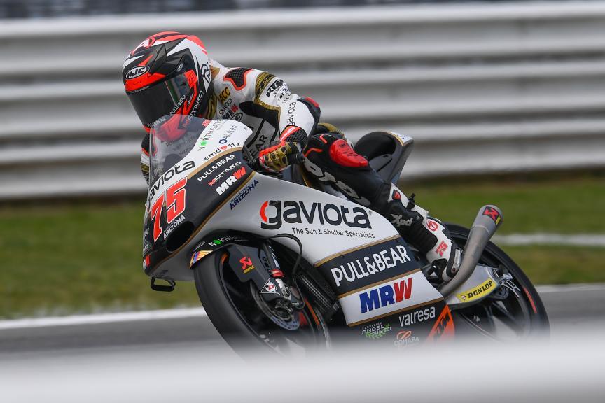 Albert Arenas, Angel Nieto Team Moto3, Gran Premio Octo di San Marino e della Riviera di Rimini