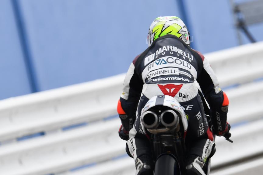 Tony Arbolino, Marinelli Snipers Team, Gran Premio Octo di San Marino e della Riviera di Rimini