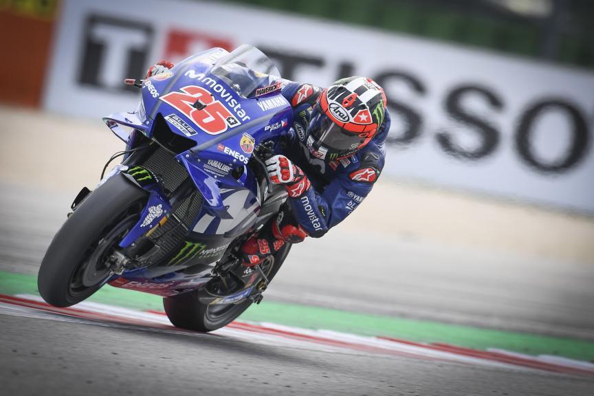 Maverick Viñales, Movistar Yamaha MotoGP, Gran Premio Octo di San Marino e della Riviera di Rimini
