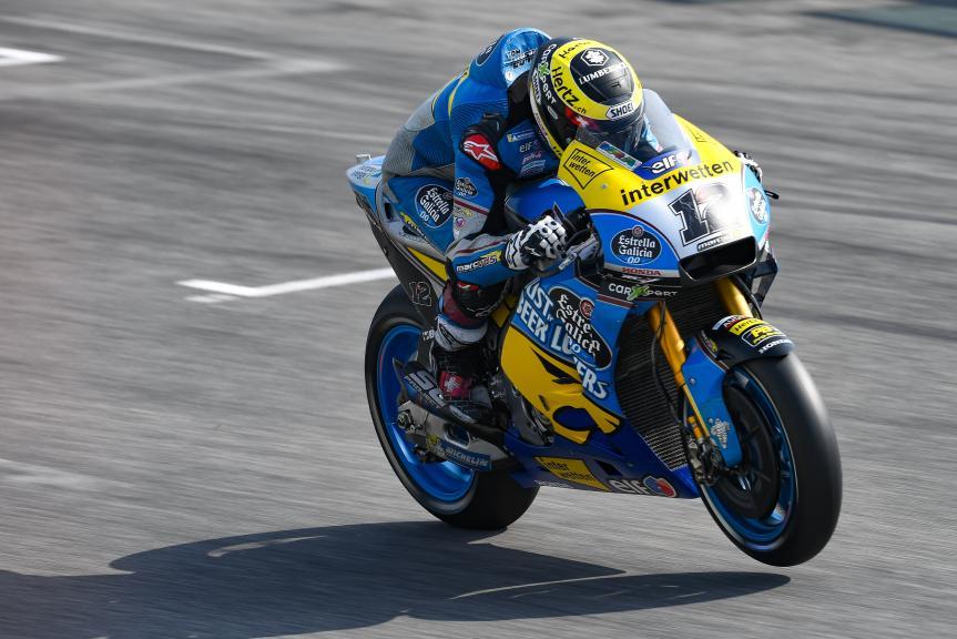 Thom Luthi, Eg 0,0 Marc VDS, Gran Premio Octo di San Marino e della Riviera di Rimini