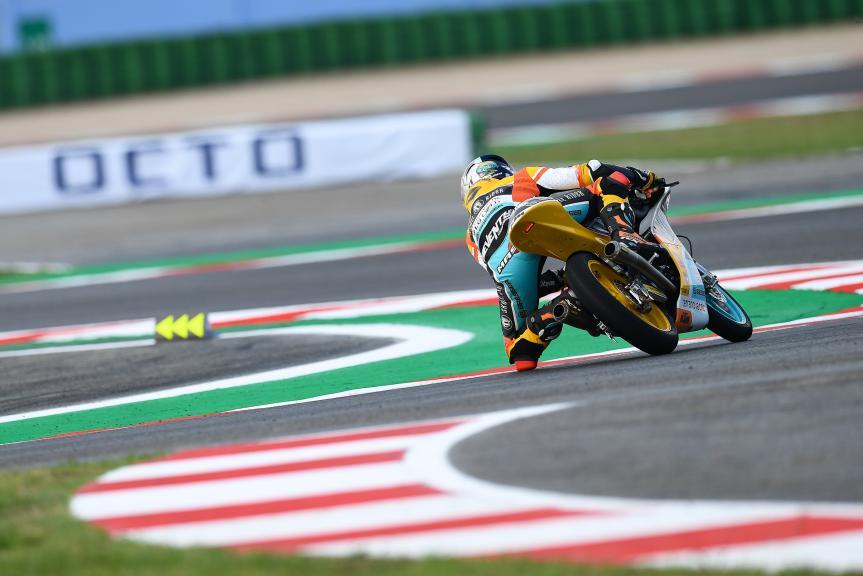 Kazuki Masaki, RBA BOE Skull Rider, Gran Premio Octo di San Marino e della Riviera di Rimini