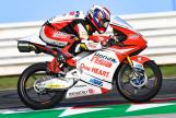 Nakarin Atiratphuvapat, Honda Team Asia, Gran Premio Octo di San Marino e della Riviera di Rimini