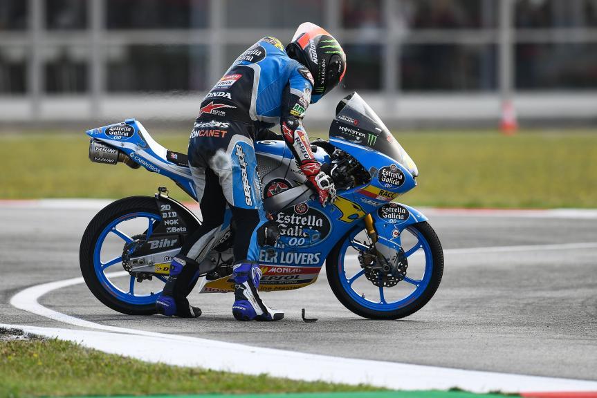 Aron Canet, Estrella Galicia 0,0, Gran Premio Octo di San Marino e della Riviera di Rimini