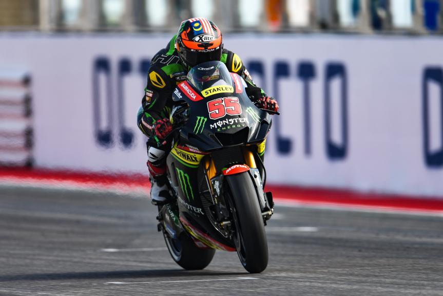 Hafizh Syahrin, Monster Yamaha Tech 3, Gran Premio Octo di San Marino e della Riviera di Rimini