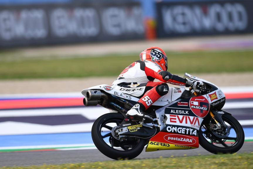 Yari Montella, SIC58 Squadra Corse, Gran Premio Octo di San Marino e della Riviera di Rimini