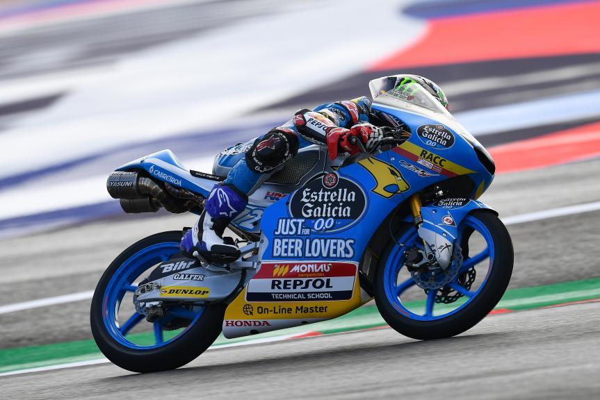 Alonso Lopez, Estrella Galicia 0,0, Gran Premio Octo di San Marino e della Riviera di Rimini