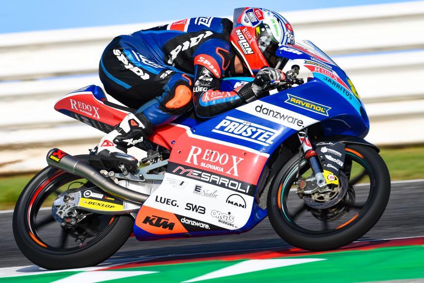 Jakub Kornfeil, Pruestelgp, Gran Premio Octo di San Marino e della Riviera di Rimini
