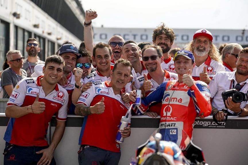 Jack Miller, Alma Pramac Racing, Gran Premio Octo di San Marino e della Riviera di Rimini
