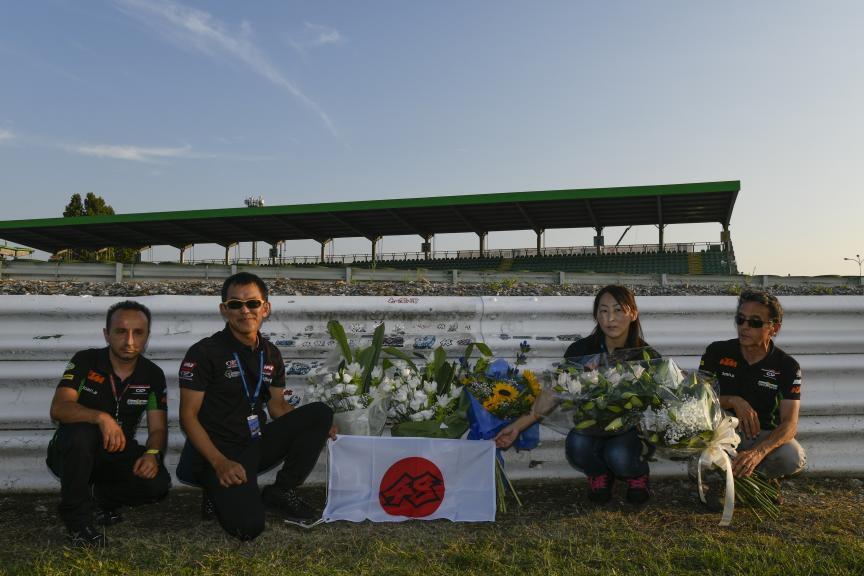 Tribute to Tomizawa