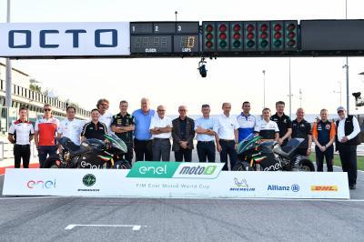 FIM Enel MotoE™ World Cupcalendar confirmed at Misano