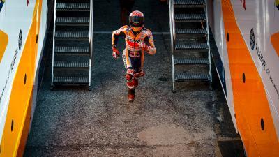 2:19s from T15 to the Repsol Honda box... Run Marc, run!