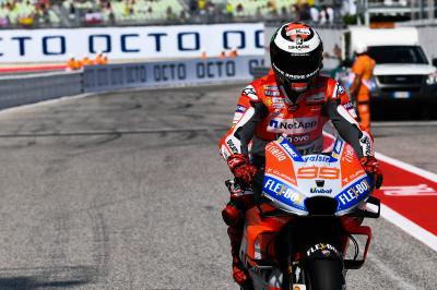 Lorenzo: the man with form at Misano