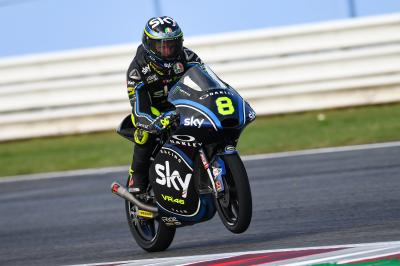 Bulega tops FP3 as slicks come out on top