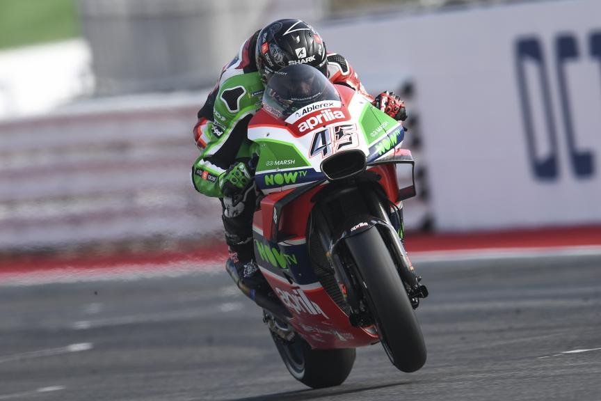 Scott Redding, Aprilia Racing Team Gresini, Gran Premio Octo di San Marino e della Riviera di Rimini