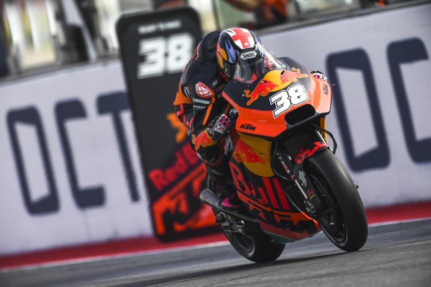 Bradley Smith, Red Bull KTM Factory Racing, Gran Premio Octo di San Marino e della Riviera di Rimini