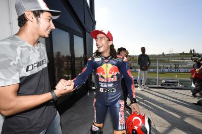 Can Öncü takes Rookies Cup title with win at Misano