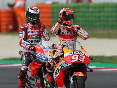 MotoGP, Free Practice, Gran Premio Octo di San Marino